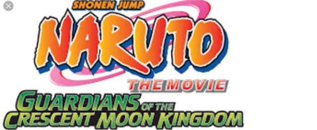 Naruto the Movie 3 Guardians of the Crescent Moon Kingdom English Dubbed