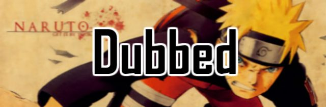 Naruto Shippuden English Dubbed Episodes Watch Online